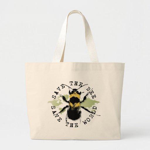 Yoga Speak : Save the Bee...Bag