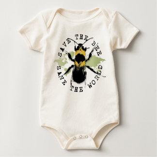 Yoga Speak : Save The Bee ... Save The World! Bodysuits