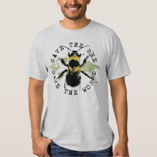 Yoga Speak : Save the Bee...Youth Tee