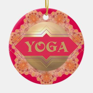 Yoga Spirit ornament