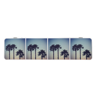 Yoga Sunset Beer Pong Table