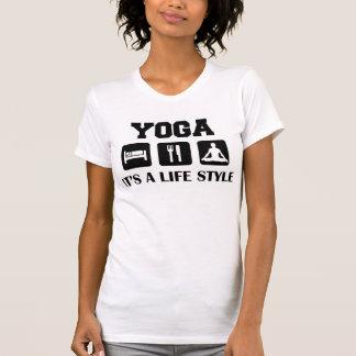 Yoga T Shirts
