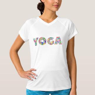 Yoga Text T-Shirt