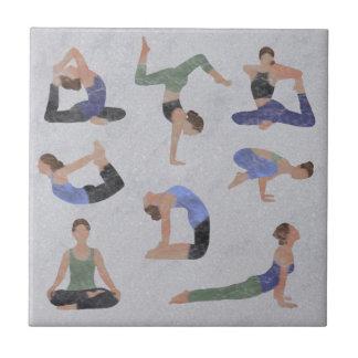 Yoga tile