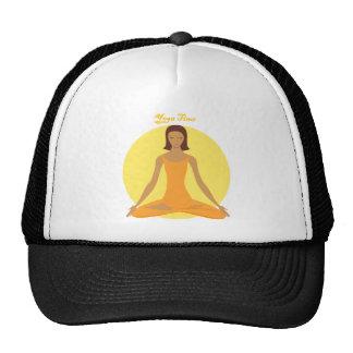 Yoga Time Cap