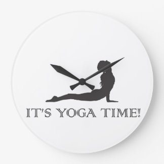 Yoga Time Clock