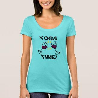 YOGA TIME! Just Kidding! T-Shirt