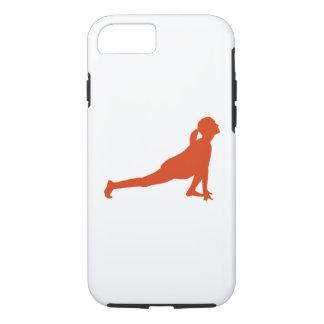 Yoga woman iPhone 7 case
