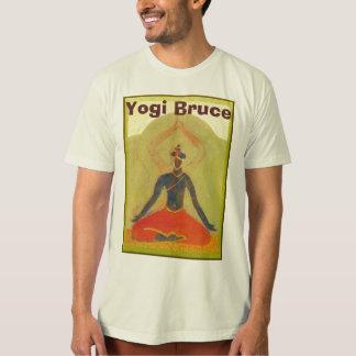 Yoga, Yogi Bruce T-Shirt