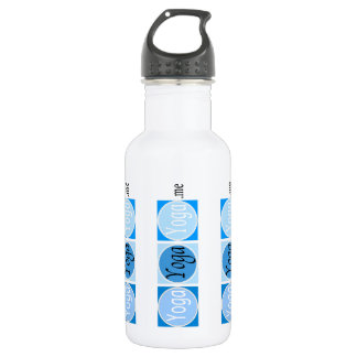 YogaYogaYoga.me Blue Logo Water Bottle 532 Ml Water Bottle