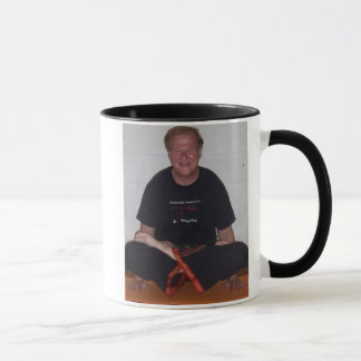 Yogi Bruce San Antonio Texas USA Mug