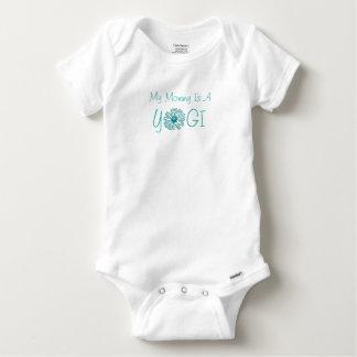 Yogi onesit. baby onesie