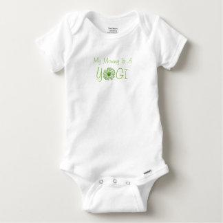 Yogi onesit infant onesie