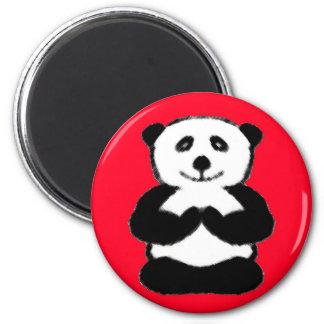 Yogi Panda - Panda Magnets