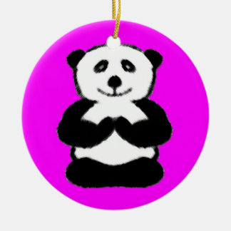 Yogi Panda - Unique Christmas Ornaments