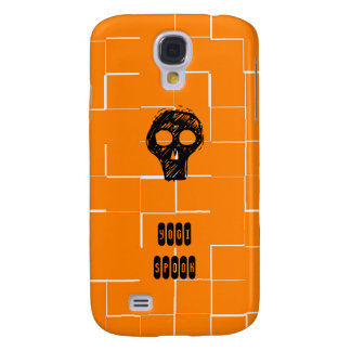 Yogi Spook - Orange iPhone Case