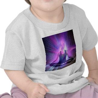 Yogi,yoga,chakra,aura,chakras,energy,colors,chi Tee Shirt