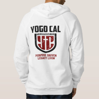 Yogocal Strong Shield Fleece Hoodie