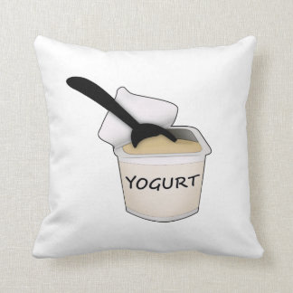 Yogurt Cushion