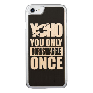YOHO Pirate Black Carved iPhone 8/7 Case