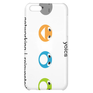 Yoics, networking | reinvented iPhone 5C covers