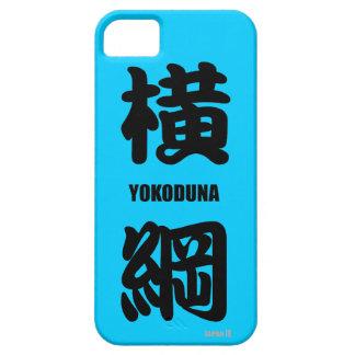 """YOKODUNA"" highest rank in sumo black Case For The iPhone 5"