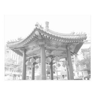 Yokohama Chinatown Postcards