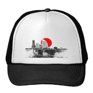 Yokohama Japan Hats