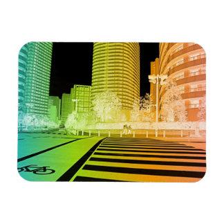 Yokohama Japan Magnet