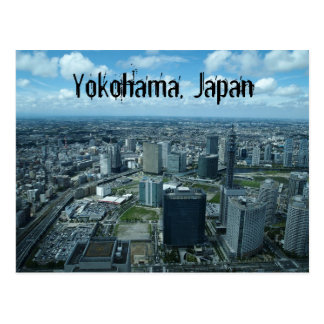 Yokohama, Japan Postcards