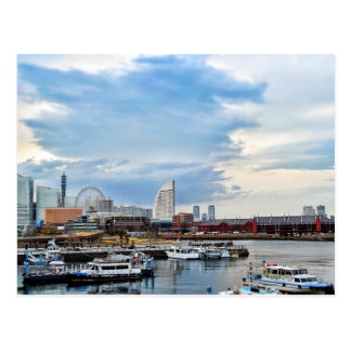 Yokohama Postcard Postcard