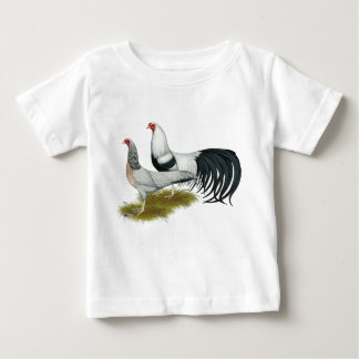 Yokohama:  Silver Duckwing Pair T Shirts