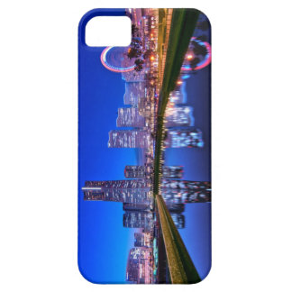 Yokohama Skyline At Dusk iPhone 5 Case