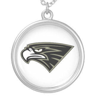 YOKOSUKA SEAHAWKS SILVER PLATED NECKLACE