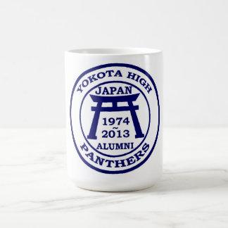 Yokota High School Japan Alumni  1974-2013 Coffee Mug