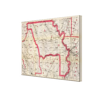 Yolo County, California Stretched Canvas Prints
