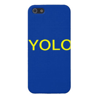 YOLO MALE OR FEMALE iPhone 5/5S CASE