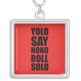 YOLO Roll Solo Jewelry
