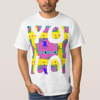 YOLO Statement T-shirts