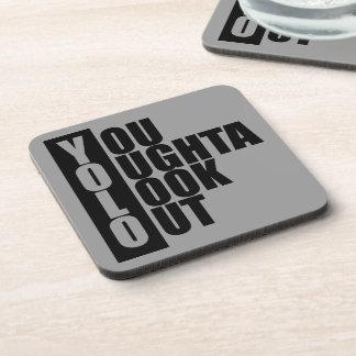 YOLO Vertical Box Coaster
