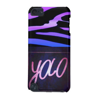 YOLO with Zebra iPod Touch 5G Covers
