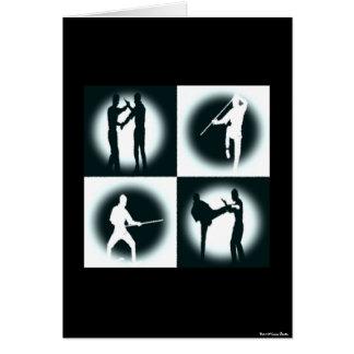 Yong Chun Gong Fu Card