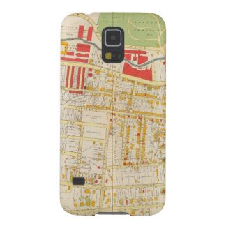 Yonkers Atlas Map 2 Galaxy S5 Covers