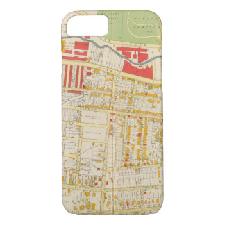 Yonkers Atlas Map 2 iPhone 8/7 Case