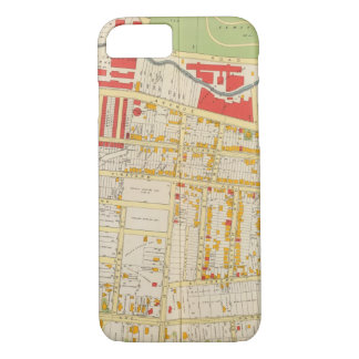 Yonkers Atlas Map 2 iPhone 8/7 Case