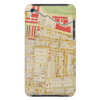 Yonkers Atlas Map 2 iPod Case-Mate Case