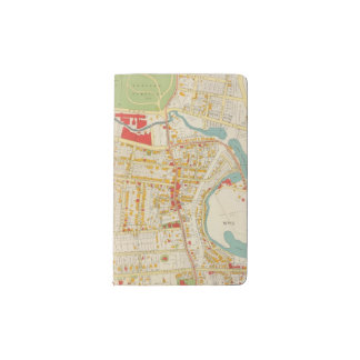 Yonkers Atlas Map 2 Pocket Moleskine Notebook