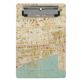 Yonkers Atlas Mini Clipboard