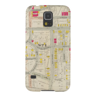 Yonkers Map Atlas Cases For Galaxy S5