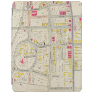 Yonkers Map Atlas iPad Cover